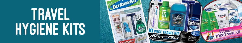 Travel Hygiene Kits