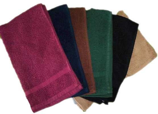 Solid Color Terry 3lb Hand TOWELs