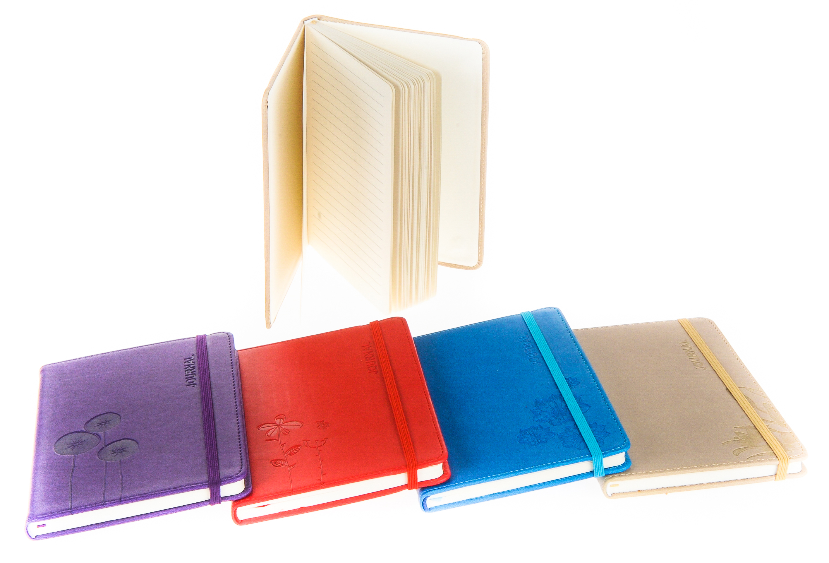 Padded Engraved Journals