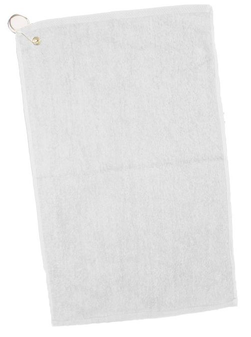 TOWELs w/ Hemmed Ends - White