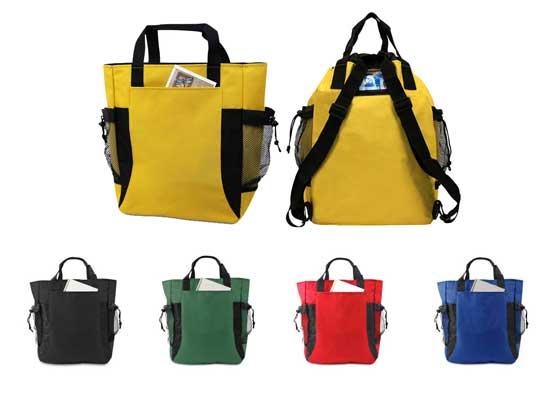 Hybrid Backpack TOTE BAGs