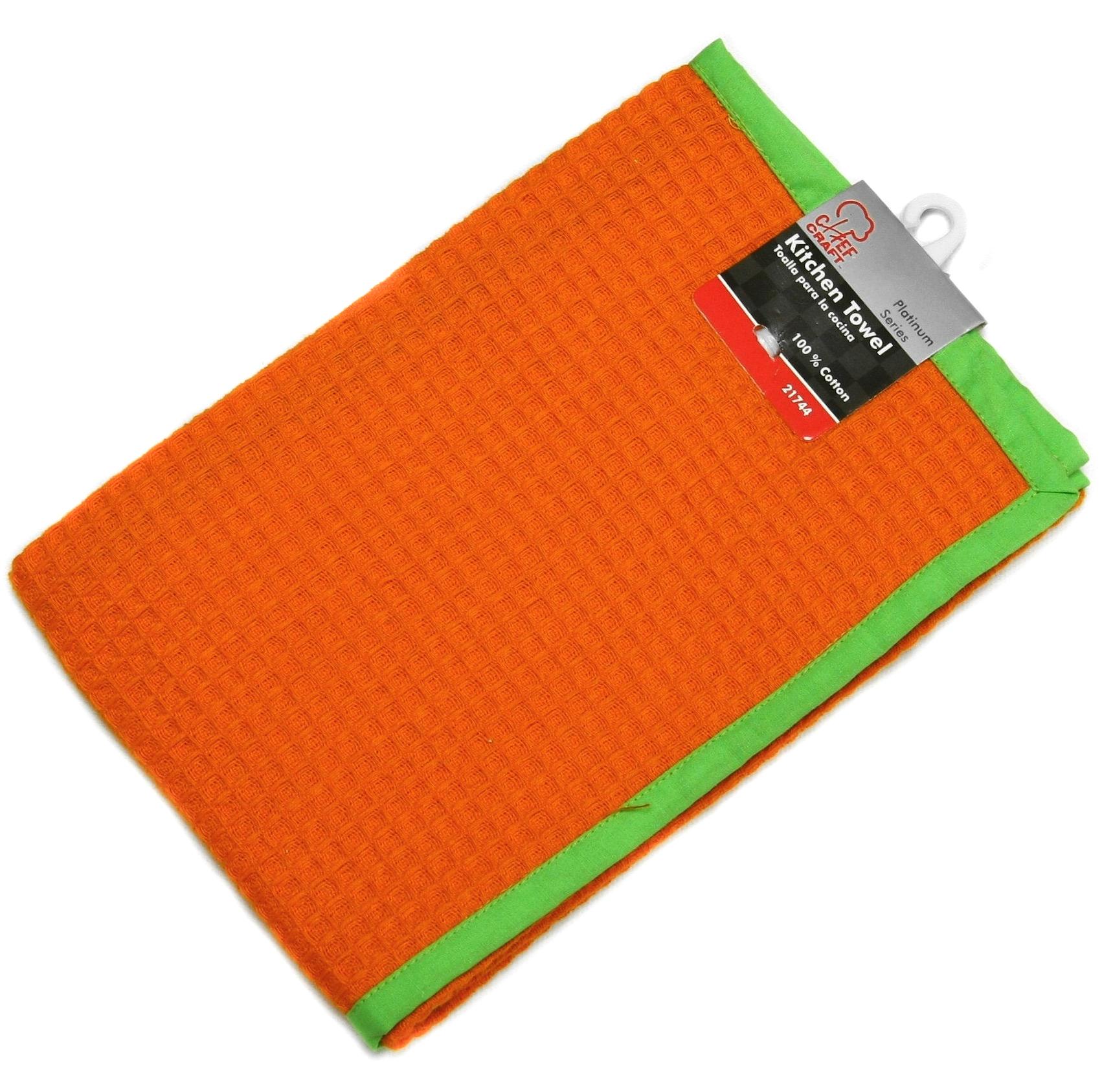 Orange Kitchen TOWELs