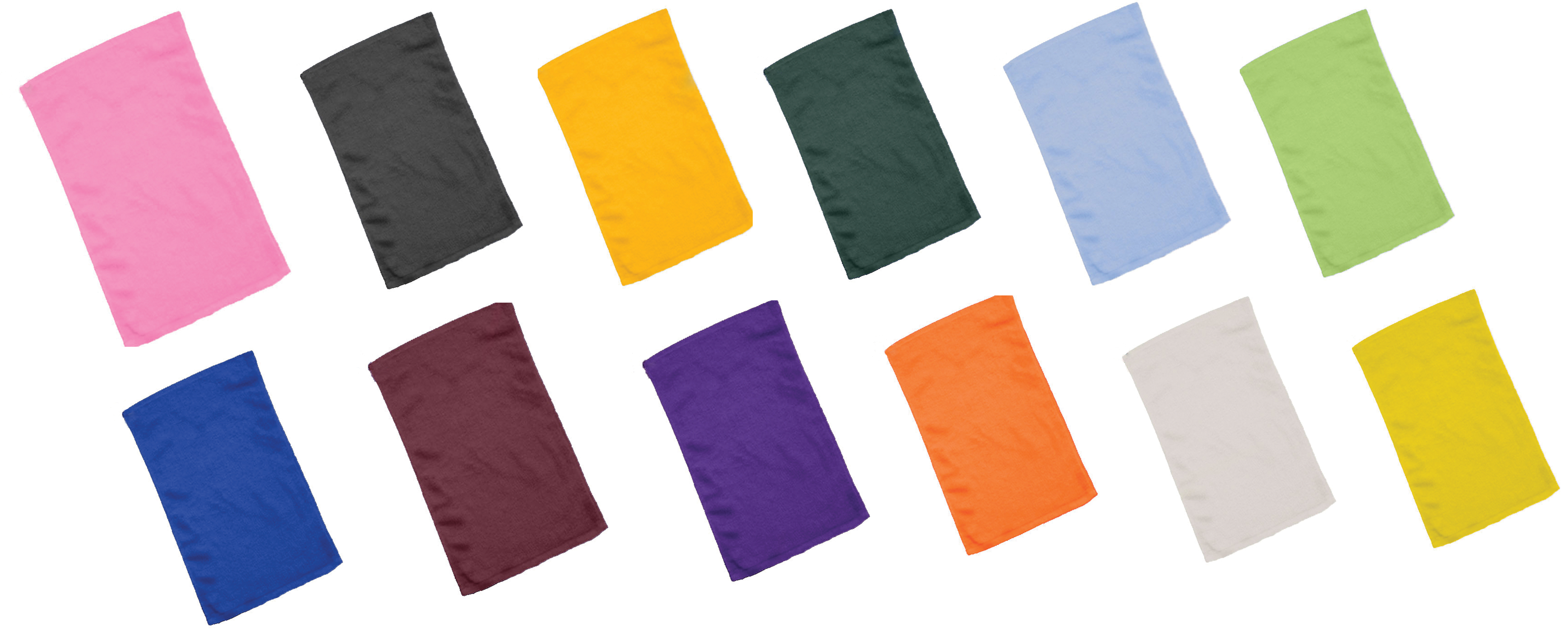 Budget Rally Fingertip TOWELs