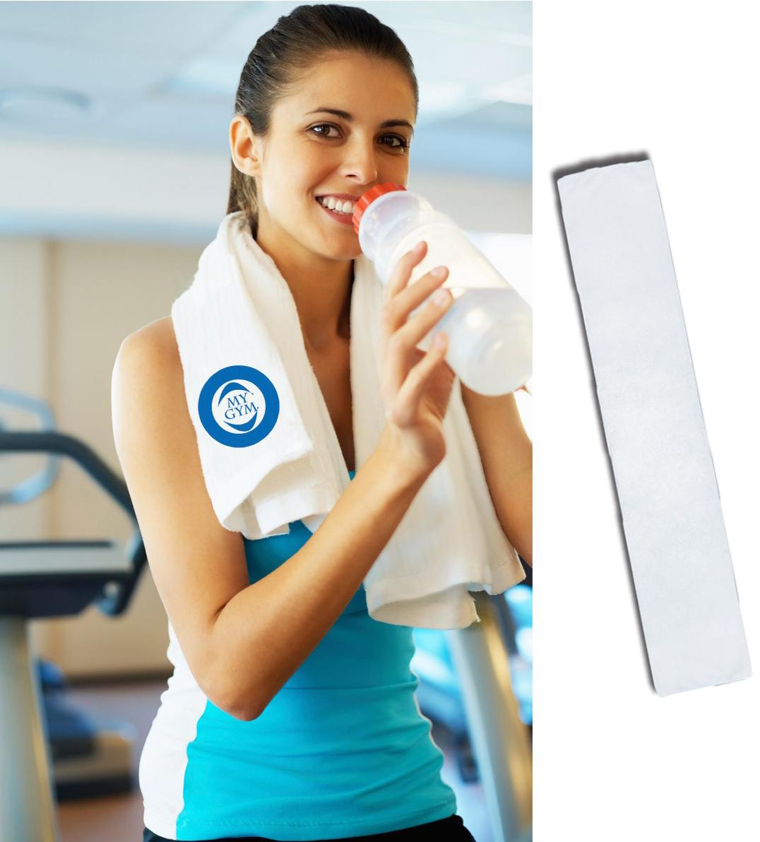 Gym TOWELs - White