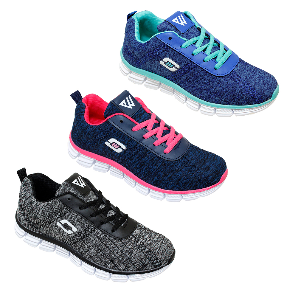 Women's Lightweight Athletic SNEAKERS - Sizes 6-10