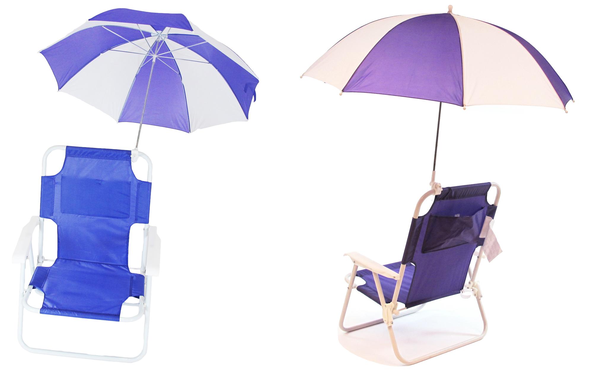 Beach Baby Medium Size Kid's Umbrella CHAIRs