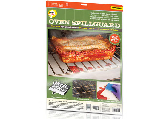 Oven Spill Guard